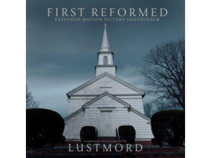 LUSTMORD - First Reformed (Clear Vinyl) (LP)