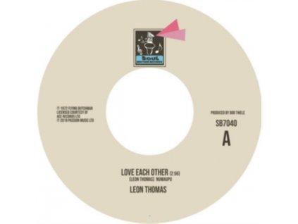 """LEON THOMAS - Love Each Other / L.O.V.E (7"""" Vinyl)"""