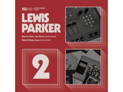"""LEWIS PARKER - The 45 Collection No. 2 (7"""" Vinyl)"""
