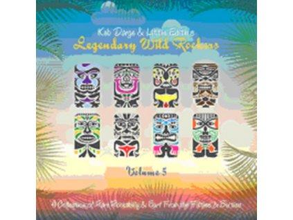 VARIOUS ARTISTS - Legendary Wild Rockers - Vol. 5 (LP)