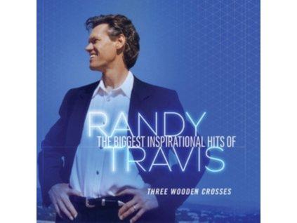 RANDY TRAVIS - The Biggest Inspirational Hits Of Randy Travis (LP)