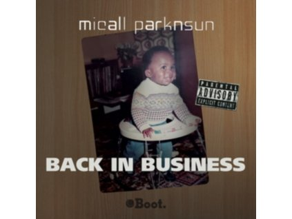 """MICALL PARKNSUN - Back In Business (12"""" Vinyl)"""