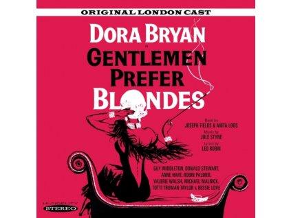 ORIGINAL LONDON CAST - Gentlemen Prefer Blondes (CD)