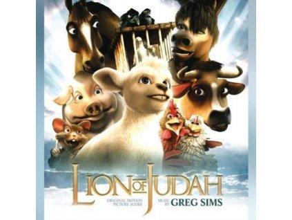 GREG SIMMS - Lion Of Judah - Ost (CD)