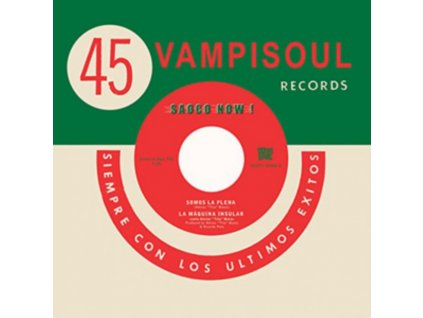"""LA MAQUINA INSULAR - Somos La Plena / Ven A Bailar (7"""" Vinyl)"""