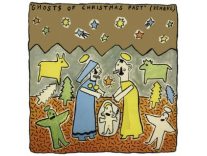 VARIOUS ARTISTS - Ghosts Of Christmas Past (LP)