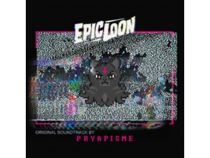 PRYAPISME - Epic Loon - OST (Limited Edition) (CD)
