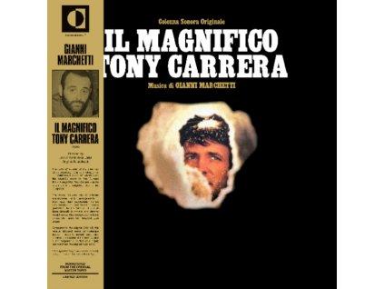 GIANNI MARCHETTI - Il Magnifico Tony Carrera (LP)