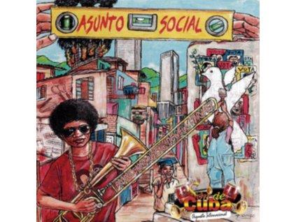ORQUESTA INTERNACIONAL SON DE CUBA - Asunto Social (LP)