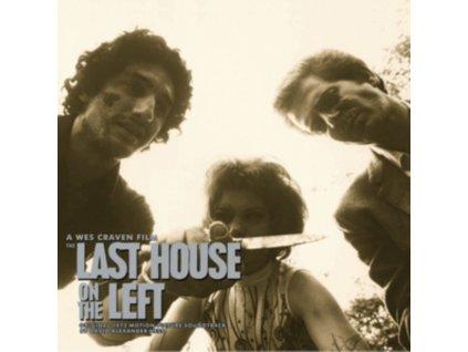 ORIGINAL SOUNDTRACK / DAVID HESS - The Last House On The Left Left (LP)