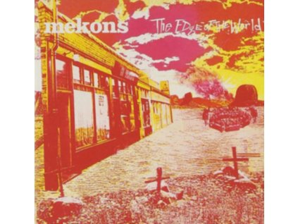 MEKONS - Edge Of The World. The (LP)