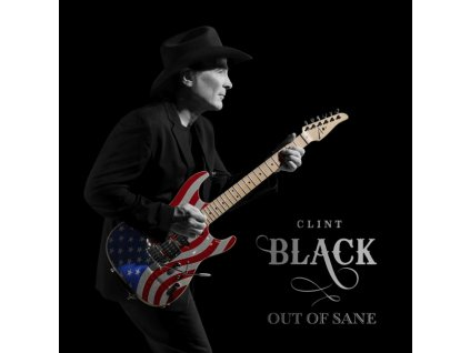 CLINT BLACK - Out Of Sane (LP)