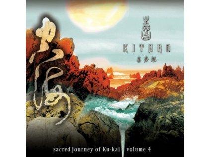 KITARO - Vol 4 - Sacred Journey Of Ku-Kai (LP)