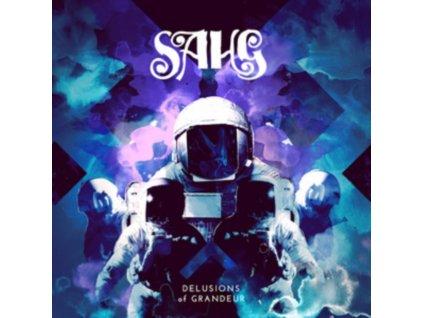 SAHG - Delusions Of Grandeur (LP)