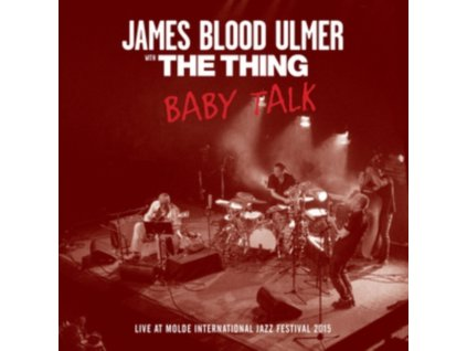 JAMES BLOOD ULMER / THE THING - Baby Talk (LP)