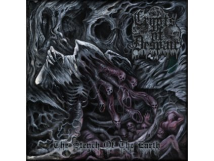 CRYPTS OF DESPAIR - The Stench Of The Earth (LP)
