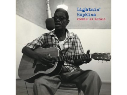LIGHTNIN HOPKINS - Rockin At Herald (LP)