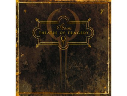THEATRE OF TRAGEDY - Storm (Gold / Black Marble Vinyl) (LP)