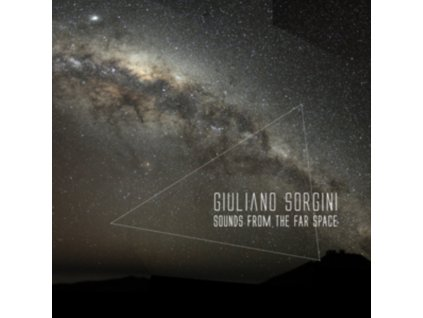 GIULIANO SORGINI - Sounds From The Far Space (LP)