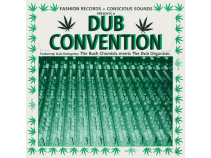 THE BUSH CHEMISTS MEETS THE DUB ORGANISER - Dub Convention LP (LP)