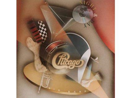 CHICAGO - Night & Day (Limited 25th Anniversary Edition) (Translucent Coral Vinyl) (+Bonus Photo) (LP)