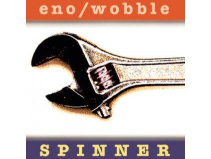 BRIAN ENO & JAH WOBBLE - Spinner (25th Anniversary Reissue) (LP)