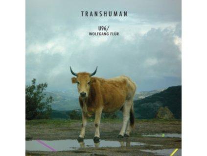 U96 / WOLFGANG FLUR - Transhuman (Red Vinyl) (LP)