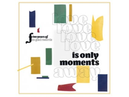 """VARIOUS ARTISTS - Love Is Only Moments Away (12"""" Vinyl)"""