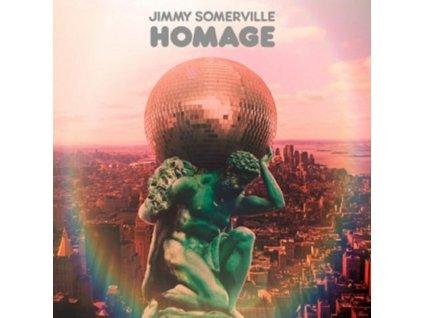 JIMMY SOMERVILLE - Homage (LP)