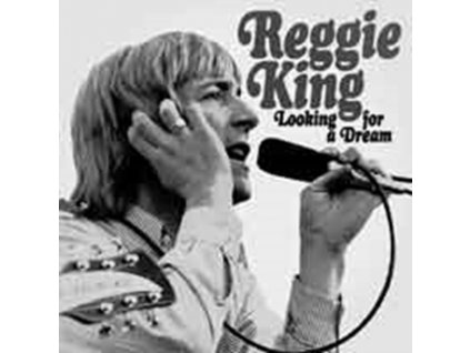 REG KING - Looking For A Dream (LP)
