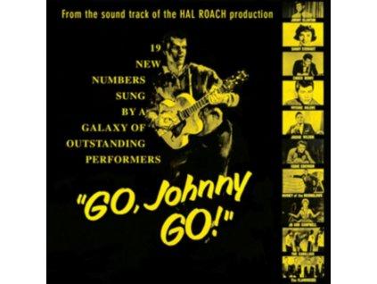 VARIOUS ARTISTS - Go. Johnny. Go! - OST (CD)