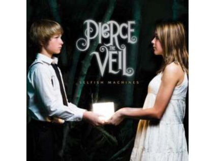 PIERCE THE VEIL - Selfish Machines (LP)