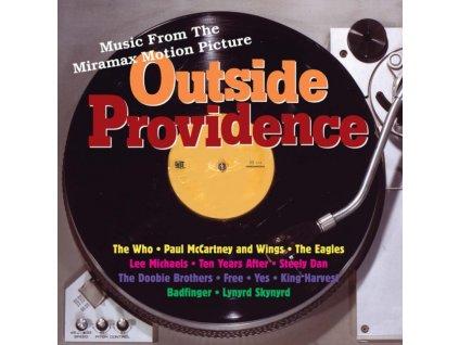 OUTSIDE PROVIDENCE - Outside Providence (Red/Orange Vinyl) (Music From The Miramax Motion Picture) (Rocktober 2020) (LP)