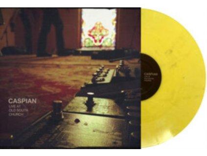 CASPIAN - Live At Old South Church (LP)