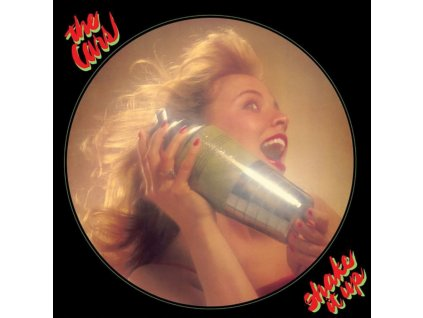 CARS - Shake It Up (Neon Green Vinyl) (Syeor) (LP)
