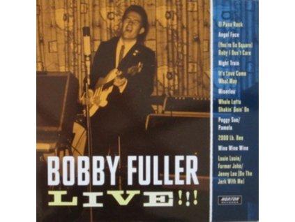 BOBBY FULLER - Bobby Fuller Live! (Texas Era) (LP)