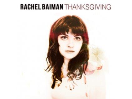 "RACHEL BAIMAN - Thanksgiving (10"" Vinyl)"