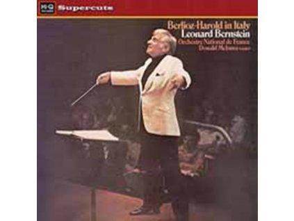 BERNSTEIN / ORCHESTRA DE NATIONAL DE FRANCE - Berlioz/Harold In Italy (LP)