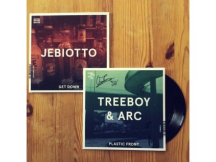 "TREEBOY & ARC / JEBIOTTO - Plastic Front / Get Down (7"" Vinyl)"