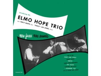 ELMO HOPE TRIO - New Faces. New Sounds (LP)