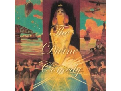 DIVINE COMEDY - Foreverland (LP)
