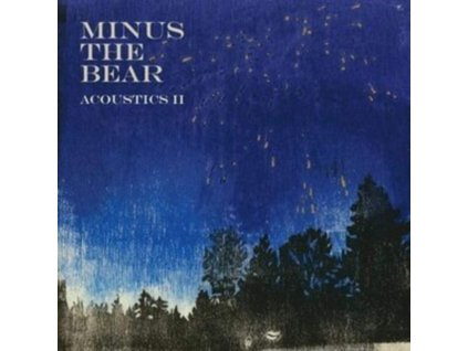 MINUS THE BEAR - Acoustics 2 (Gold/White Vinyl) (LP)