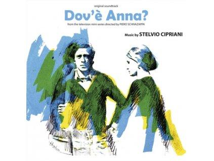 STELVIO CIPRIANI - DovE Anna? (LP)
