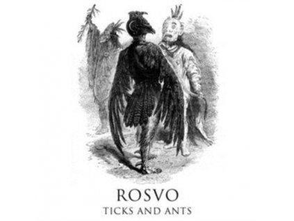 "ROSVO - Ticks And Ants (7"" Vinyl)"