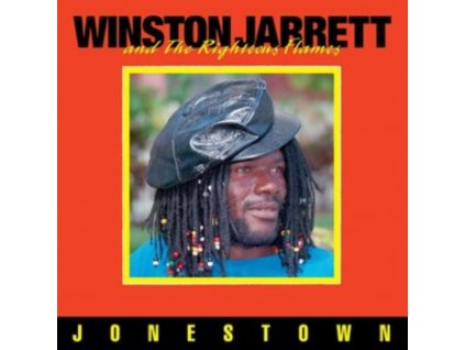 WINSTON JARRETT & THE RIGHTEOUS FLAMES - Jonestown (LP)