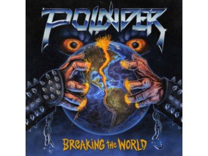 POUNDER - Breaking The World (LP)