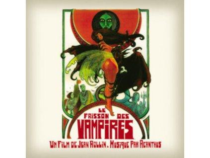 ACANTHUS - Le Frisson Des Vampires (LP)
