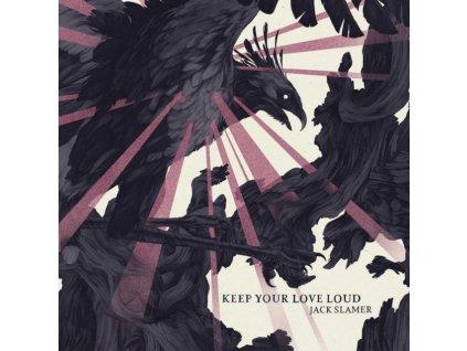 JACK SLAMER - Keep Your Love Loud (LP)