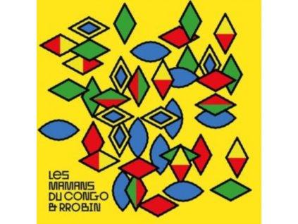 LES MAMANS DU CONGO & RROBIN - Les Mamans Du Congo & Rrobin (LP)