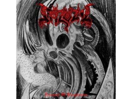 PAZUZU - Revenant Of Blasphemies (LP)